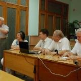 Приветствие профессора И. Старикова