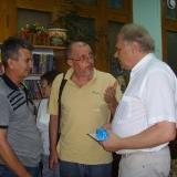 Н. Пономаренко, В. Гладышев и В. Христенко