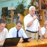 Главный редактор журнала поэт Вячеслав Качурин