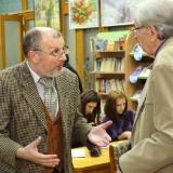 Профессор Владимир Гладышев и прозаик Анатолий Маляров