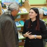 Поэт Аркадий Суров всегда рад встрече с читателями
