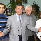 Александр Кучеренко, Валерий Бабич, Вячеслав Качурин, Елизавета Безушко