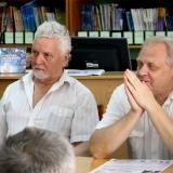 В.Т. Качурин и В.Н. Христенко