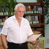 Главный редактор журнала поэт В.Т. Качурин
