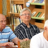 Прозаики А.К. Иванов и А.А. Маляров