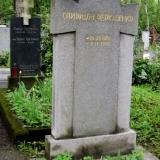 Могила Спиридона Черкасенка (1876–1940)