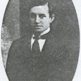 Поэт Леонид Каннегисер. Фотография. 1916 год