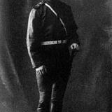 Леонид Каннегисер в форме юнкера