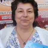 Книгоиздатель Ирина Гудым