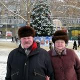 Подружжя Кременiв на вулиці Радянській в Миколаєві 3