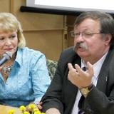 Зустрiч Д. Кремiня з читачами. 2013 р.  1