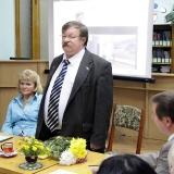 Зустрiч Д. Кремiня з читачами. 2013 р. 2
