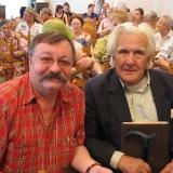 Dmytro Kremin and Mykola Troyanov