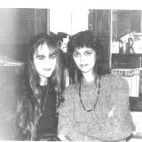 Поэты Л. Матвеева и С. Ищенко. 1994 г.г.