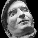 Посмертная маска Э.Багрицкого