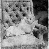Эдуард Багрицкий в возрасте полутора лет. Одесса 1896 г.