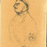 Рисунок Э.Багрицкого