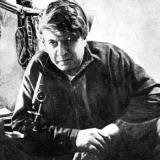 Эдуард Багрицкий, Москва 1931 г.