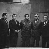 Встреча с космонавтом ГТ Береговым