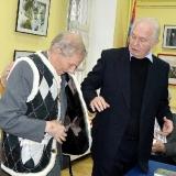 Старейшина писательского цеха Семен Иванович Шуртаков отмечает свой 95-й юбилей в СП России