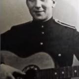 Актёр Н А. Троянов в молодости