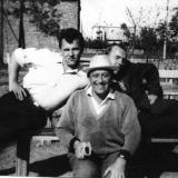 Николаевские поэты В. Качурин, Я. Тублин, С. Крыжановский 1965 год 2