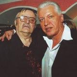 Анатолий Поперечный и Александр Морозов