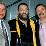 Анатолий Поперечный с Михаилом Шуфутинским и Александром Морозовым
