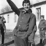 1988 год Последние недели в армии