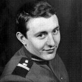 Александр Кремко в армии, 1964 г. Фото из архива В. Бабича