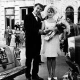 Свадьба Александра и Натальи Кремко. 1967 год. Фото из архива В. Бабича