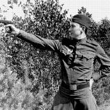 Александр Кремко в ракетной части в Белорусском городе Поставы 2. 1964 год. Фото из архива В. Бабича