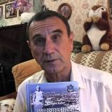 Валерий Бабич представляет свою книгу. 2013 г.