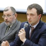 Владимир  Гладышев и Тарас Креминь