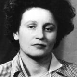 Сара Погреб в 1960-е годы.