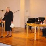 Выступает вдова Зиновия Гердта