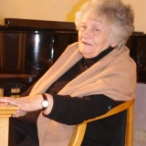 Творческий вечер Сары Погреб в Тель-Авиве, посвящённый её 90-летию - 02.01.11 1