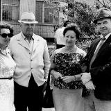 Михаил Божаткин с коллегами- журналистами газеты Южная правда. 1982 г.