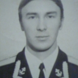 Лейтенант Александр Финогеев