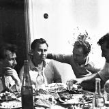 На іменинах В.Юр'єва. 1967 р. (З фондiв галереї  Єлисаветград)