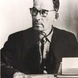А.М. Топоров в годы работы на Белгородчине 1