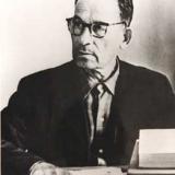 Адриан Митрофанович Топоров в годы работы на Белгородчине