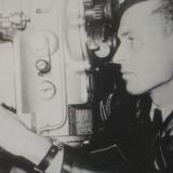 В.Н. Чернавин- Командир подводной лодки С-347. 1957 г.
