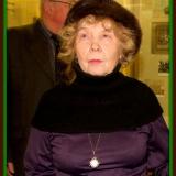 Дочь М. Лисянского Тамара Марковна. Подольский музей январь 2013 г.