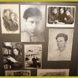 Стенд, посвящённый М.Лисянскому. Фото из фондов музея г. Подольска