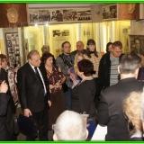 Члены Николаевское землячества Москвы в Музее М.С. Лисянского в г. Подольске. Январь 2013 г.