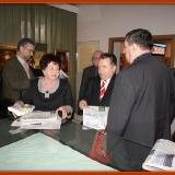Члены Николаевского землячества Москвы на  экспозиции М.С. Лисянского в музее г. Подольска 2