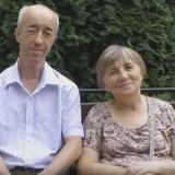 Сергiй Цушко з дружиною